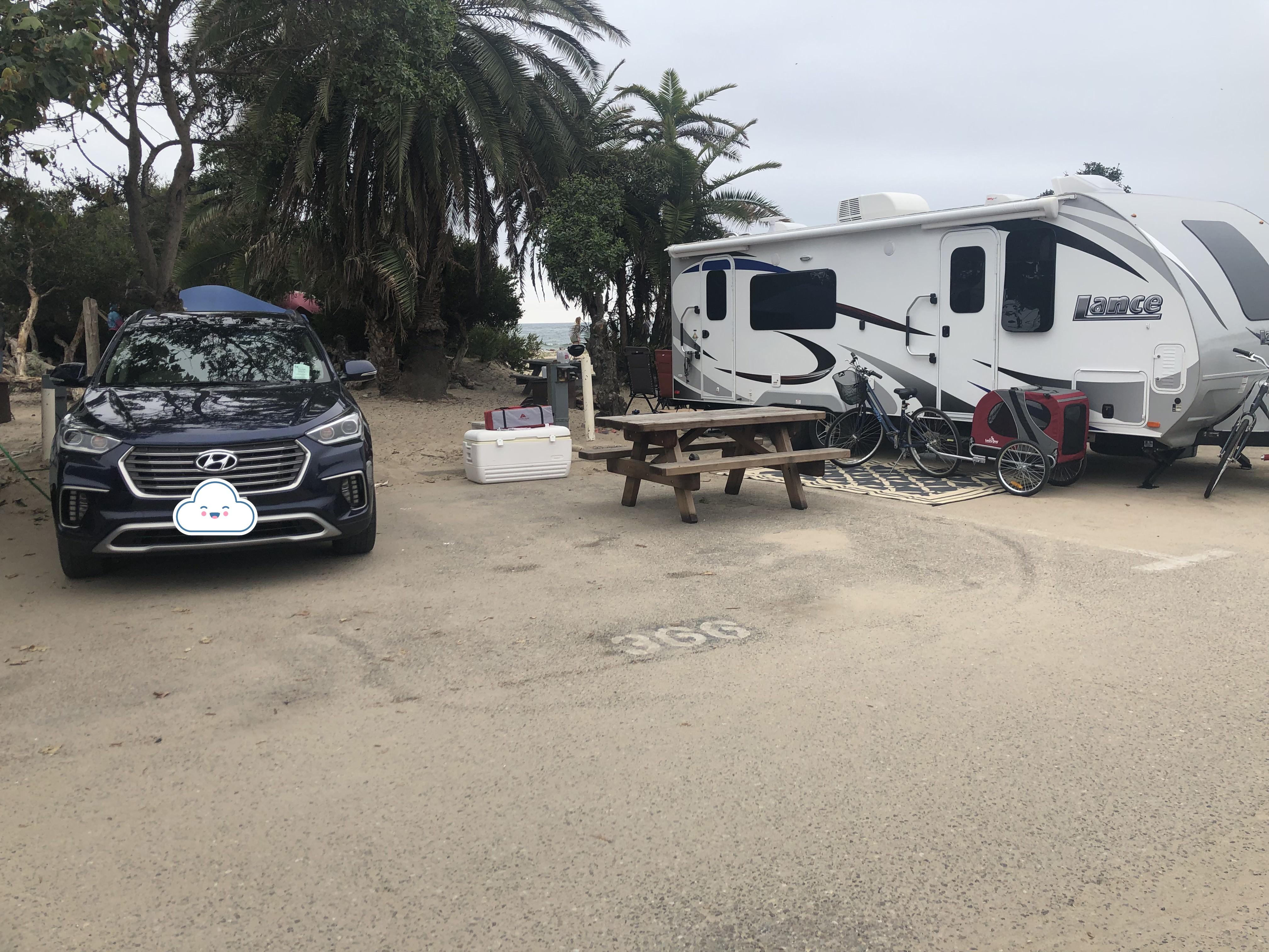 Carpinteria State Beach Campground Carpinteria